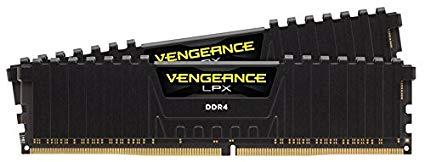 Corsair Vengeance LPX - Módulo de Memoria XMP 2.0 de Alto Rendimiento de 32 GB (2 x 16 GB, DDR4, 3200 MHz, C16) Color Negro