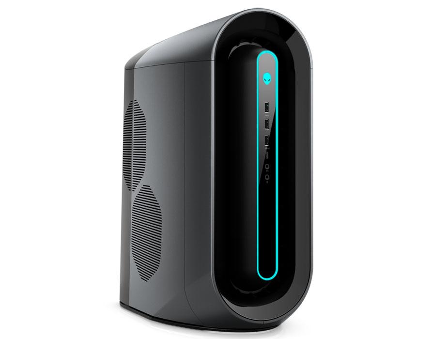 Dell presenta su nuevo Alienware Aurora con diseño Legend