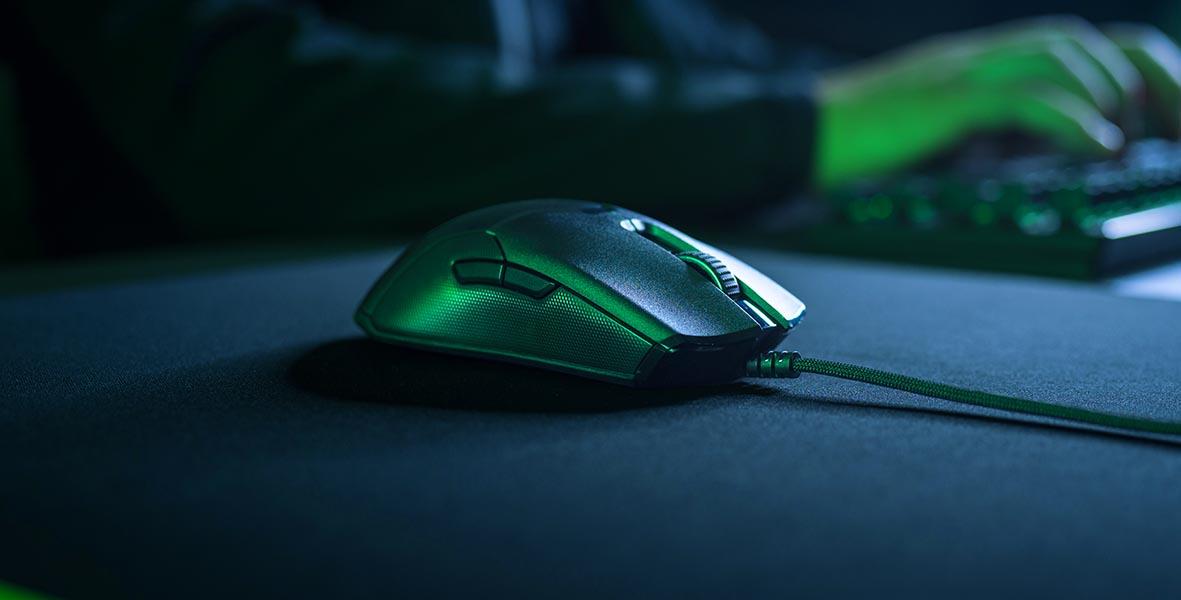 Razer presenta su nuevo ratón con switches ópticos, el Razer Viper