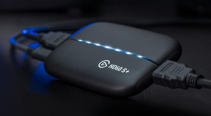 Elgato anuncia su nueva capturadora, Elgato HD60 S+