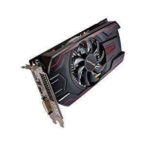 Sapphire 11267-18-20G Radeon RX 560 4GB GDDR5 - Tarjeta gráfica (Radeon RX 560, 4 GB, GDDR5, 128 bit, 6000 MHz, 5120 x 2880 Pixeles)