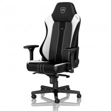 Noblechairs Hero Limited Edition 2019 Silla Cuero Gaming Negra/Blanca