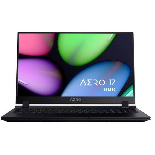 """Gigabyte AERO 17 HDR XA-7ES4130SQ Intel Core i7-9750H/16GB/512GB SSD/RTX 2070/17.3"""""""