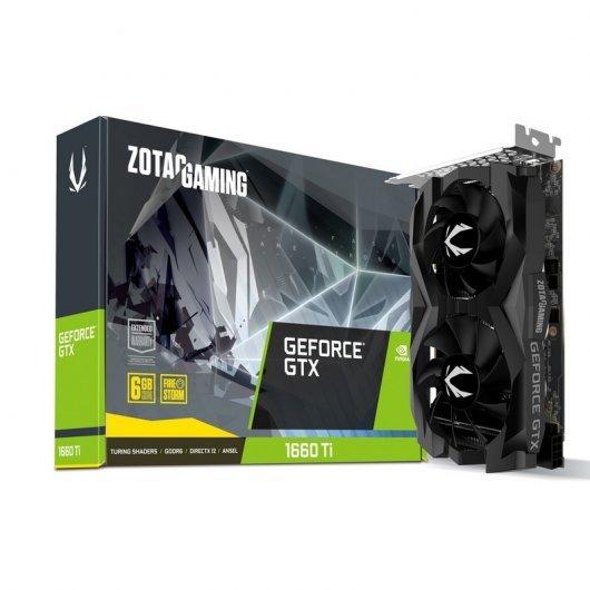 Zotac Gaming GeForce GTX 1660 Ti Twin Fan 6GB GDDR6