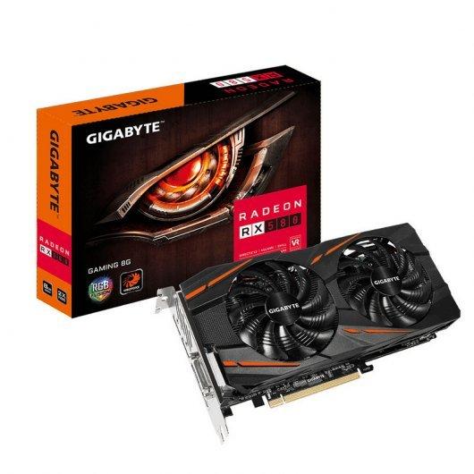 Gigabyte Radeon RX 580 Gaming 8G 8GB GDDR5