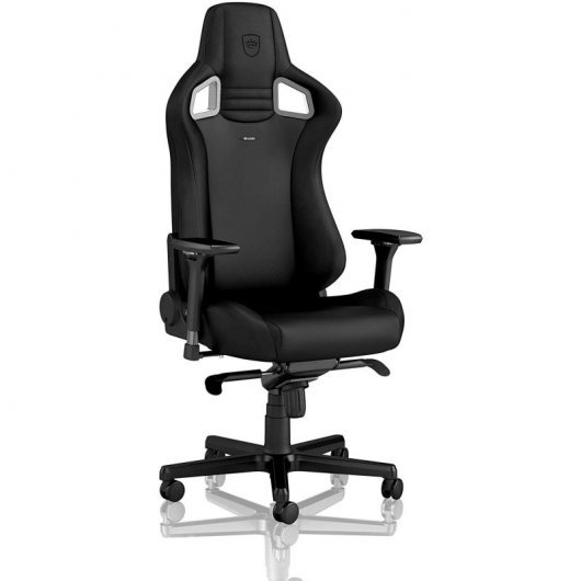 Noblechairs Epic Black Edition Silla Gaming Negra