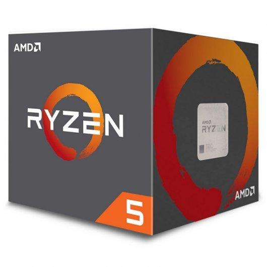 Procesador AMD Ryzen 5 2600X 3.6 Ghz